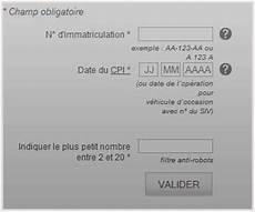 ants suivi carte grise plaques d immatriculation plaques min 233 ralogiques