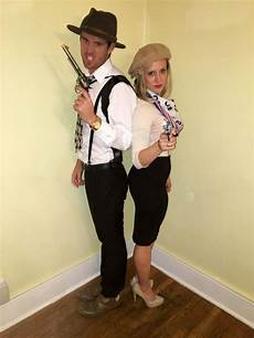 Bonnie And Clyde Costume Mode En 2019 Deguisement