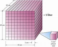 kubikzentimeter in liter corwin chemistry 4e
