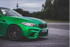 java green bmw m2 with hre ff01 wheels