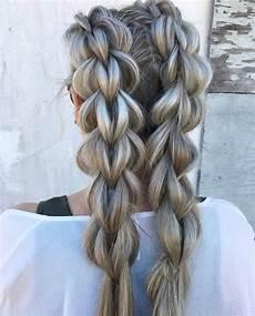 Interesting Hair Braids