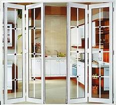 glas falttür innen glass folding doors interior partition frame folding door