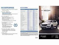 download car manuals pdf free 2009 hyundai santa fe electronic throttle control 2017 hyundai santa fe sport quick reference guide pdf manual 24 pages
