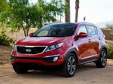 Compact Suv Comparison 2015 Kia Sportage Kelley Blue Book