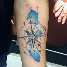 point cardinaux tatouage cochese