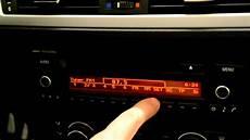 bmw radio professional manual facelift e87 e90