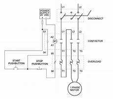 how to wire a motor starter library automationdirect com