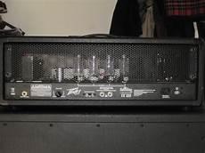 Peavey Valveking 100 Image 274457 Audiofanzine