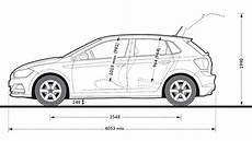 polo technische daten vw polo cross 2018 abmessungen volkswagen car
