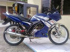 Suzuki Thunder 125 Modif by Suzuki Thunder 125 Modifikasi Modifikasi Sport Pati
