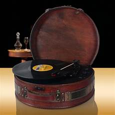 1305 Record Player Antique Gramophone Turntable by Retro Box Phonograph Record Player Vintage Antique