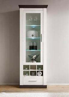 home affaire vitrine 187 siena 171 h 246 he 201 cm kaufen otto