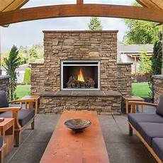 napoleon riverside 36 quot clean face outdoor fireplace fine s gas