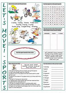 sports worksheets free 15797 sports vocabulary exercises worksheet free esl printable worksheets made by teachers