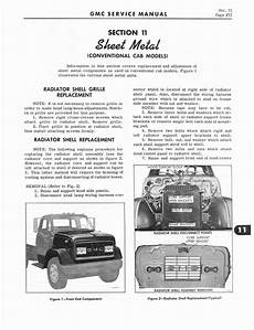 old cars and repair manuals free 2011 gmc canyon free book repair manuals 1966 gmc service manual series 4000 6500 page 477 of 506