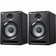 pioneer studio monitors pioneer sdj60x 6 quot active studio monitors pair active dj monitors store dj