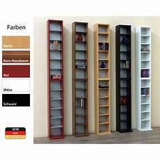 Bücherregal Schmal Hoch - cd dvd regal buche bestseller shop f 252 r m 246 bel und