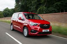 vauxhall combo mpv available to order now carbuyer
