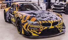 Walkenhorst Dunlop Bmw Z4 Gt3 Car Jp Performance