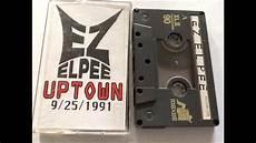 ez bid big l ez elpee uptown 9 25 1991 freestyle exclusive