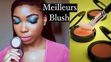 les meilleurs blush pour peau