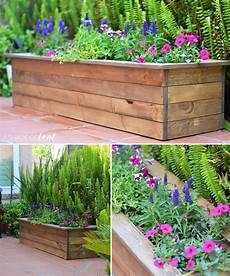 Flower Box porch update how to make a flower box with monrovia flowers