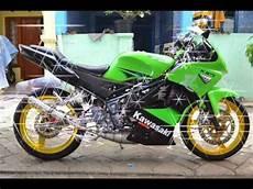 Motor Rr Modif by Modifikasi Motor Kawasaki 150 Rr Terbaik