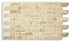 28 quot x48 quot faux brick panel chicago tan light traditional siding and stone veneer by antico