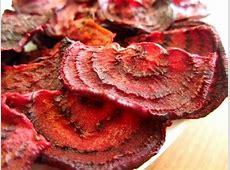 unfried crispy baked beet chips  low fat_image