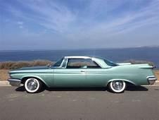 Survivor Rare Barn Find Original 131K Mile 1960 Chrysler