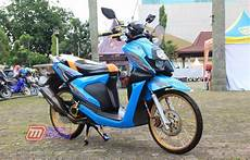 X Ride 2018 Modif by Modifikasi X Ride 2016 Palembang Racikan Jitu