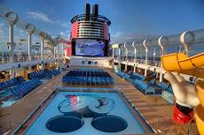 carnival and the disney dream pool matthew paulson