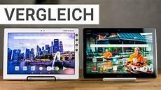 tablet vergleich lenovo tab 4 10 plus vs huawei mediapad