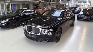 2018 Bentley Mulsanne Coupe Price Interior  2019