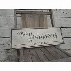 personalized home decor personalized family name sign last name wood sign with