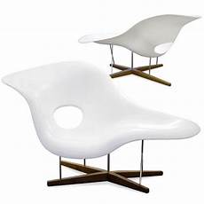 chaise charles eames vitra miniature la chaise chair by charles and eames