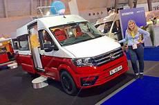 Vw Crafter 2017 Wohnmobil - knaus wohnmobil auf vw crafter basis autobild de