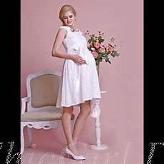 Bott Schwanger - sommer umstandsmode brautkleid schwanger empire u boot