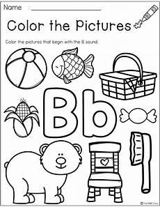 preschool worksheets letter b 24456 free letter of the week b letter b worksheets preschool letters letter b activities