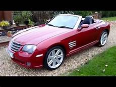 chrysler crossfire cabrio review of 2006 chrysler crossfire convertible for