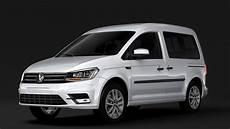 3d Volkswagen Caddy 2018 Cgtrader