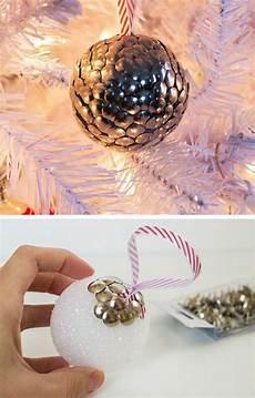 weihnachtsschmuck basteln kreative ideen und inspirationen