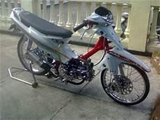 Modifikasi Shogun R 110 by Gambar Modifikasi Motor Shogun R 110 Modifikasi Motor