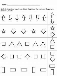 patterns worksheets for toddlers 261 kindergarten worksheets october 2015