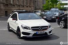 Mercedes 45 Amg Edition 1 C117 6 May 2015