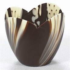 marbled chocolate tulip 3 inch 1 box 30 count food beverages