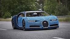 Size Lego Bugatti Chiron Is Drivable