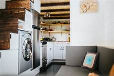 small home with smart use of space the chimera by wind river tiny homes tiny living
