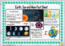 here s a simple fact sheet the earth moon and sun includes a helpful glossary earth and