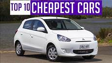 What Is The Most Cheapest Car by Top 10 Cheapest Cars 2015
